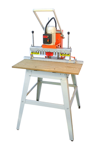 Manual, Bench Top 13 Spindle (Model: MB13)