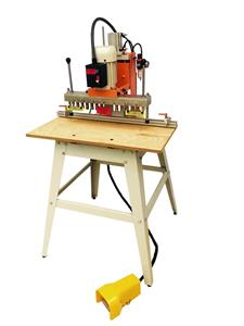 Pneumatic, Bench Top 13 Spindle (Model: PB13-1)